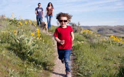 5 best, most colossal locations for family photos in Boise