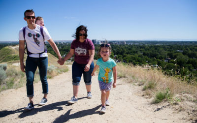 4 boise family adventures to absolutely not miss (and how to get there)