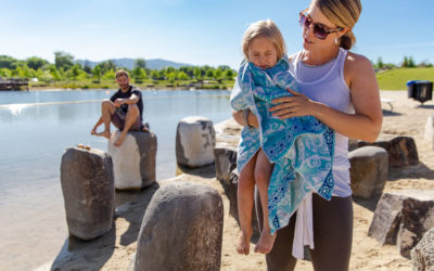 A family day: our walk with an adventure photographer